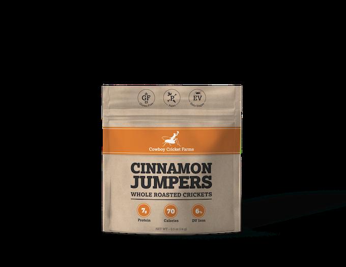 Cinnamon Jumpers