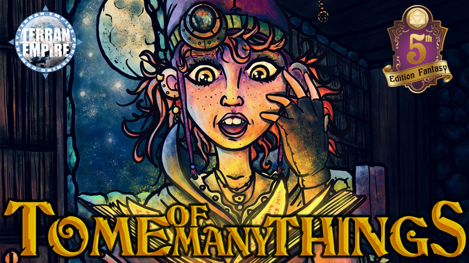 Tome of Many Things (5e) by Terran Empire Publishing