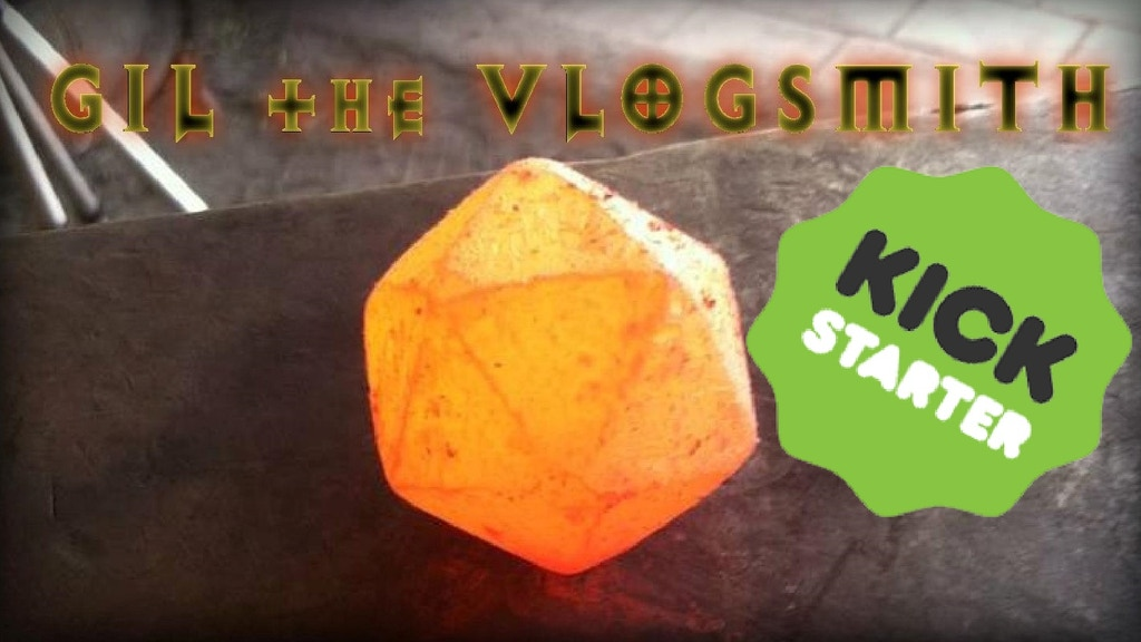 The Vlogsmith - Hand Forged Dice! project video thumbnail