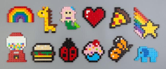 Mini Pixel Puzzles