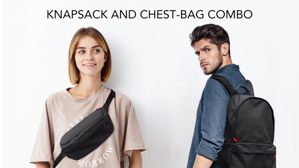 NEEDID Backpack – Versatile, Tough, and Comfortable!
