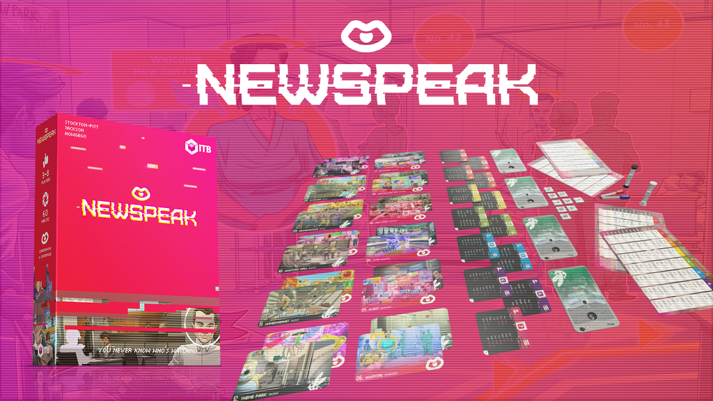 NewSpeak project video thumbnail
