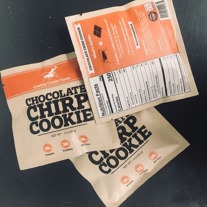 Chocolate Chirp Cookies!