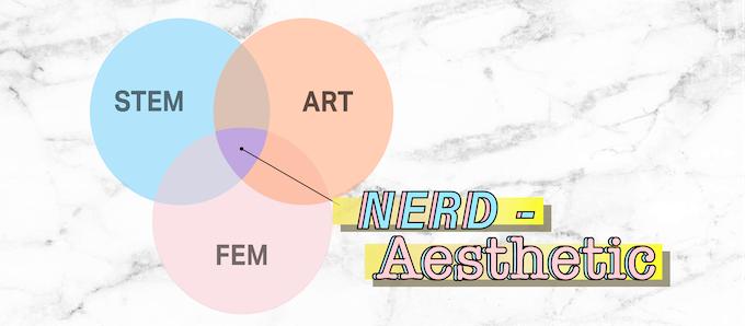 Nerd Aesthetic: Enamel Pins to Empower Girls In STEM by
