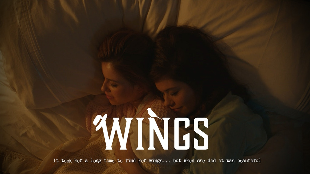 WINGS - Starring BAFTA Winner Miriam Margolyes (LGBTQ+) project video thumbnail