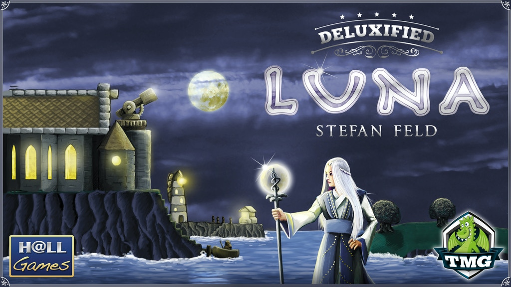 Luna - Brand New Deluxified™ Edition project video thumbnail