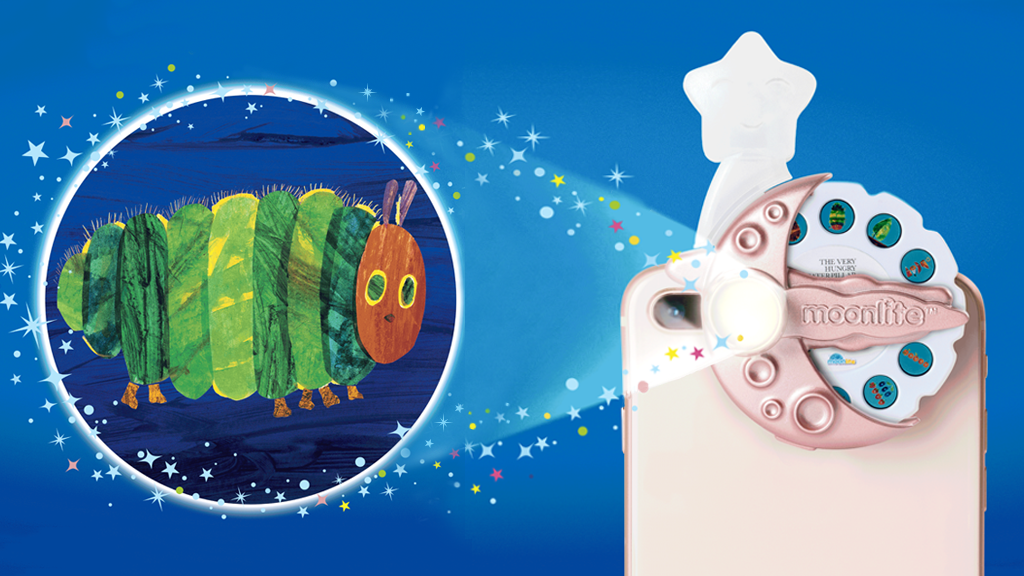 Moonlite Storybook Projector | Rose Gold Edition For Charity project video thumbnail