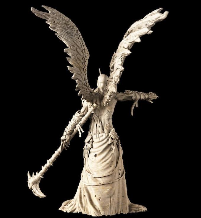 Samael, The Raven Demon - Dark Whisper, The Chronicles by