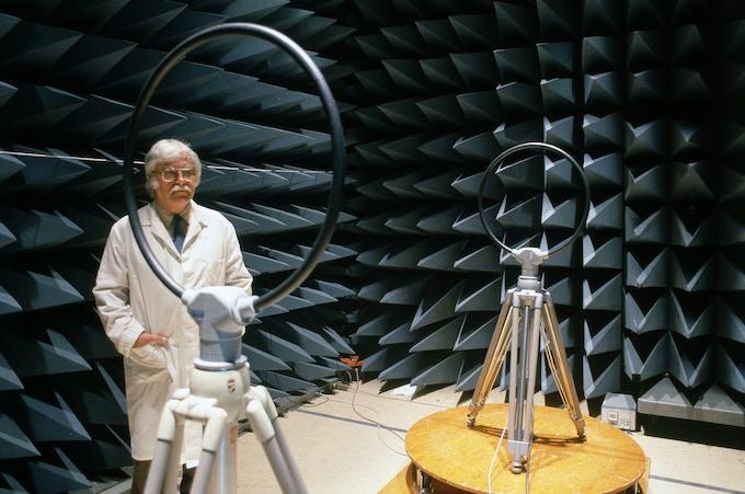 NAT LAB Electromagnetic Radiation