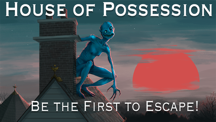 Welcome to House of Possession. Move through the rooms, collect exits and avoid possession. Only the first to escape will survive!