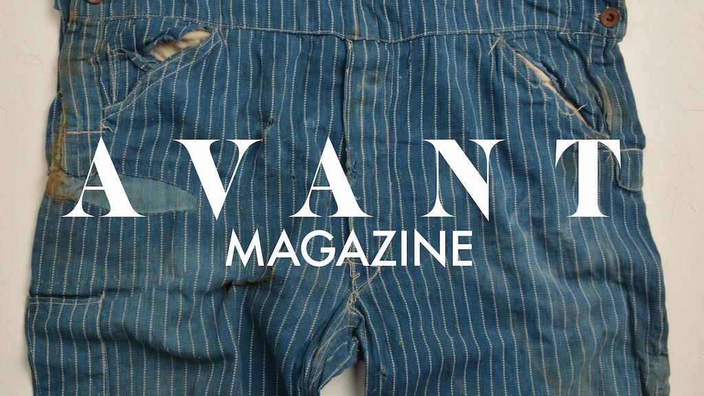 AVANT Magazine project video thumbnail