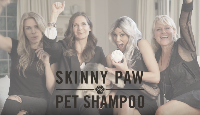 Meet the ladies of Skinny Paw
