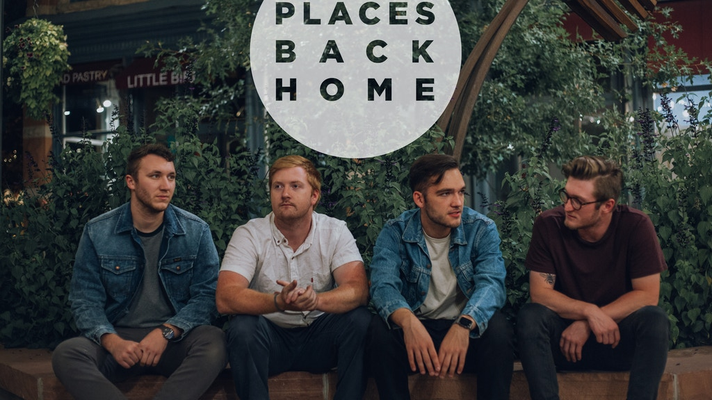 Places Back Home New EP project video thumbnail