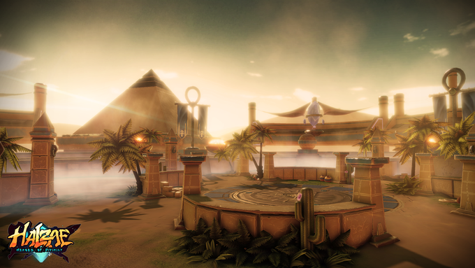Ra's Temple