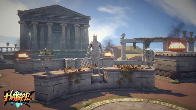 Helios' Square