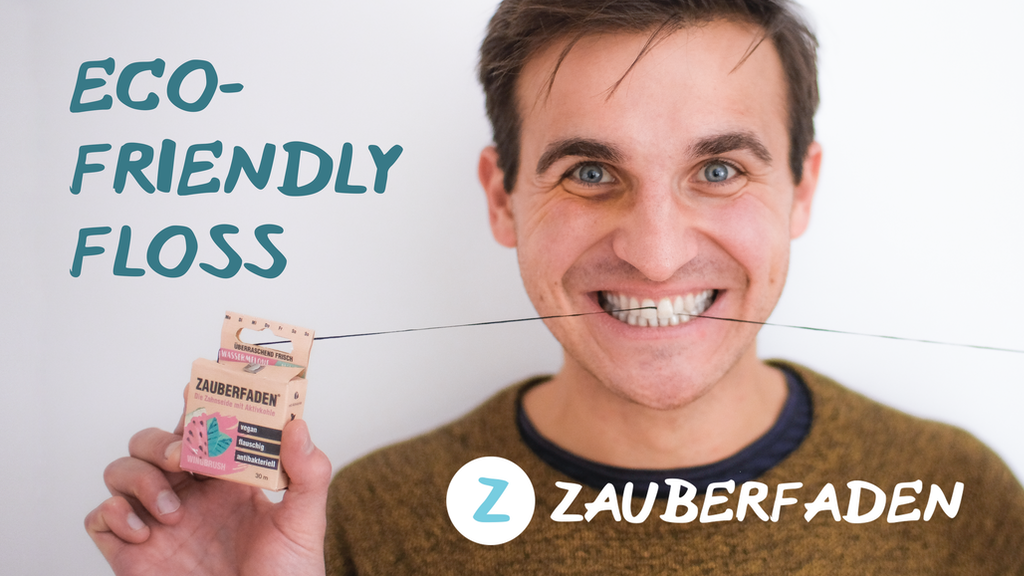 Zauberfaden Floss - Great floss meets smart packaging project video thumbnail