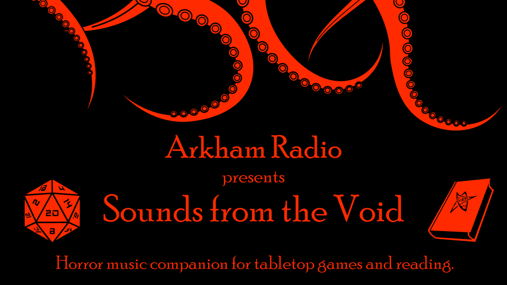 Sounds from the Void - Cthulhu horror music companion project video thumbnail