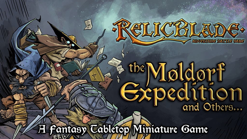 Relicblade: The Moldorf Expedition and Others project video thumbnail
