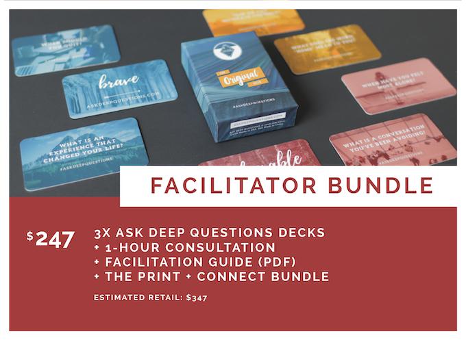 ASK DEEP QUESTIONS by Jan Keck — Kickstarter