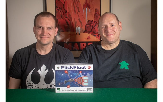 Jack and Paul of Eurydice Games