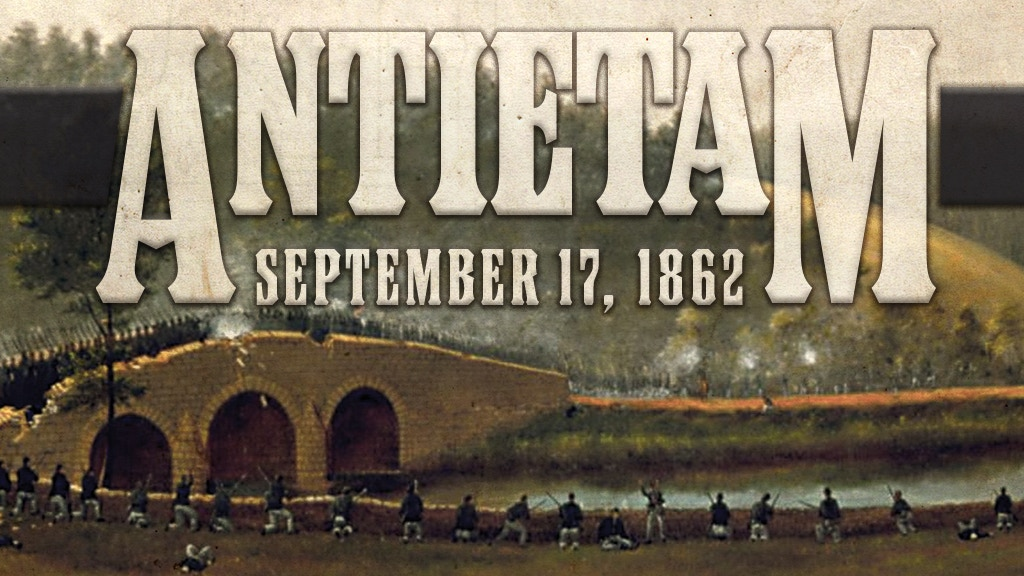 Antietam 1862 project video thumbnail