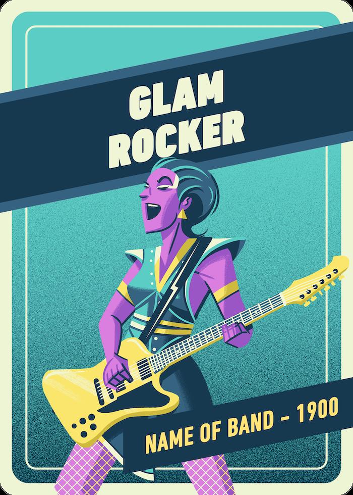 Glam Rocker