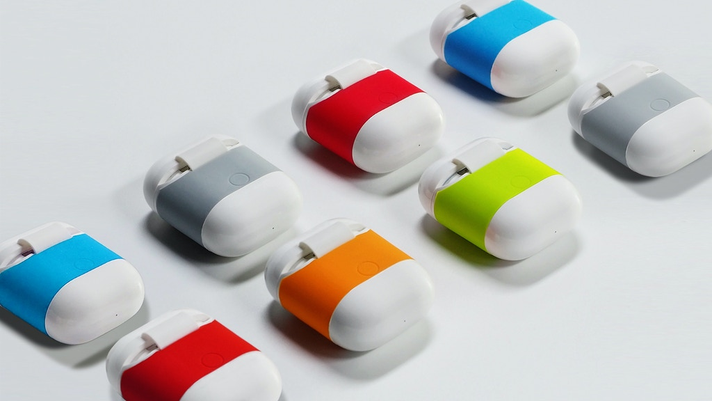 AirCase: Upgrade your AirPods with Qi charging case