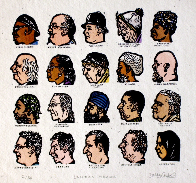 London Heads