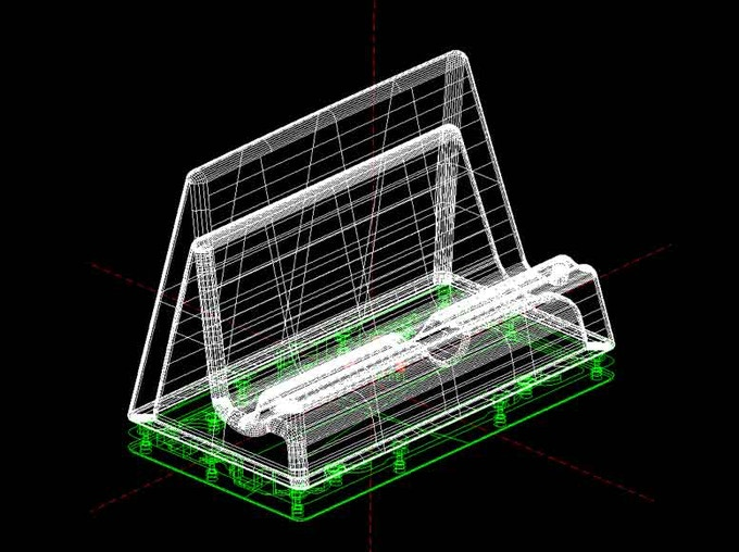 Design & Hi-Tech. Cad Cam study and tecnologies