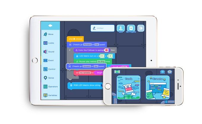 Grove Junior App