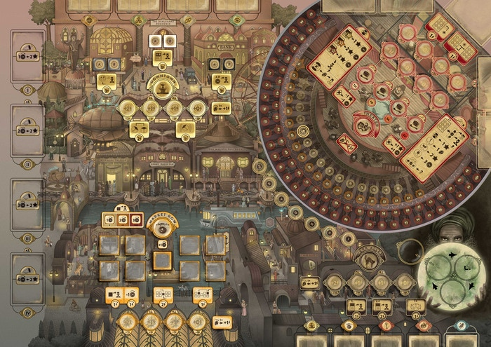 Trickerion – Dahlgaard's Academy and Collector's Edition by