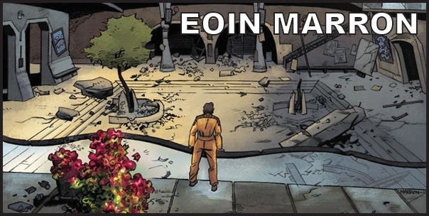 Eoin Marron (James Bond: The Body, Avengers Halloween Special)