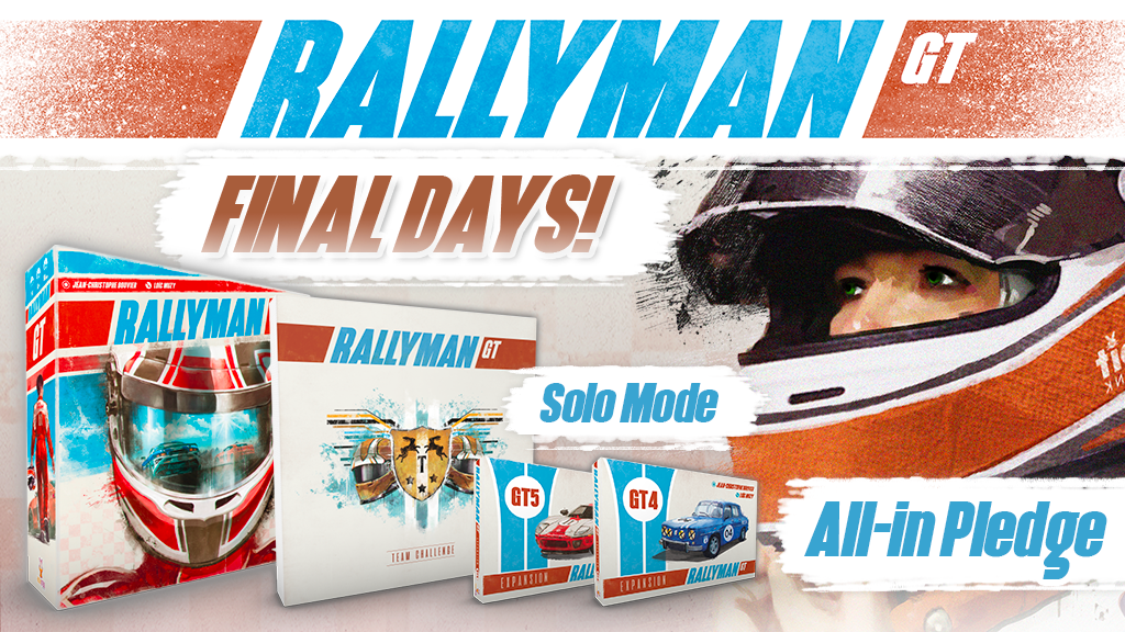 Rallyman: GT project video thumbnail