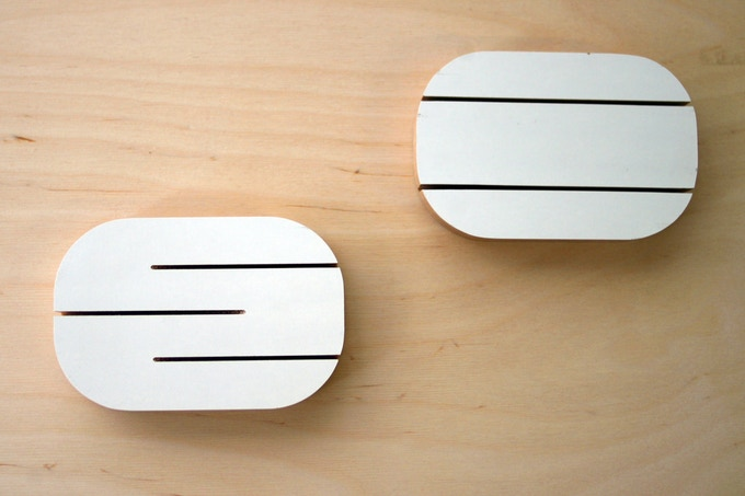 Most keys will fit the different sized grooves