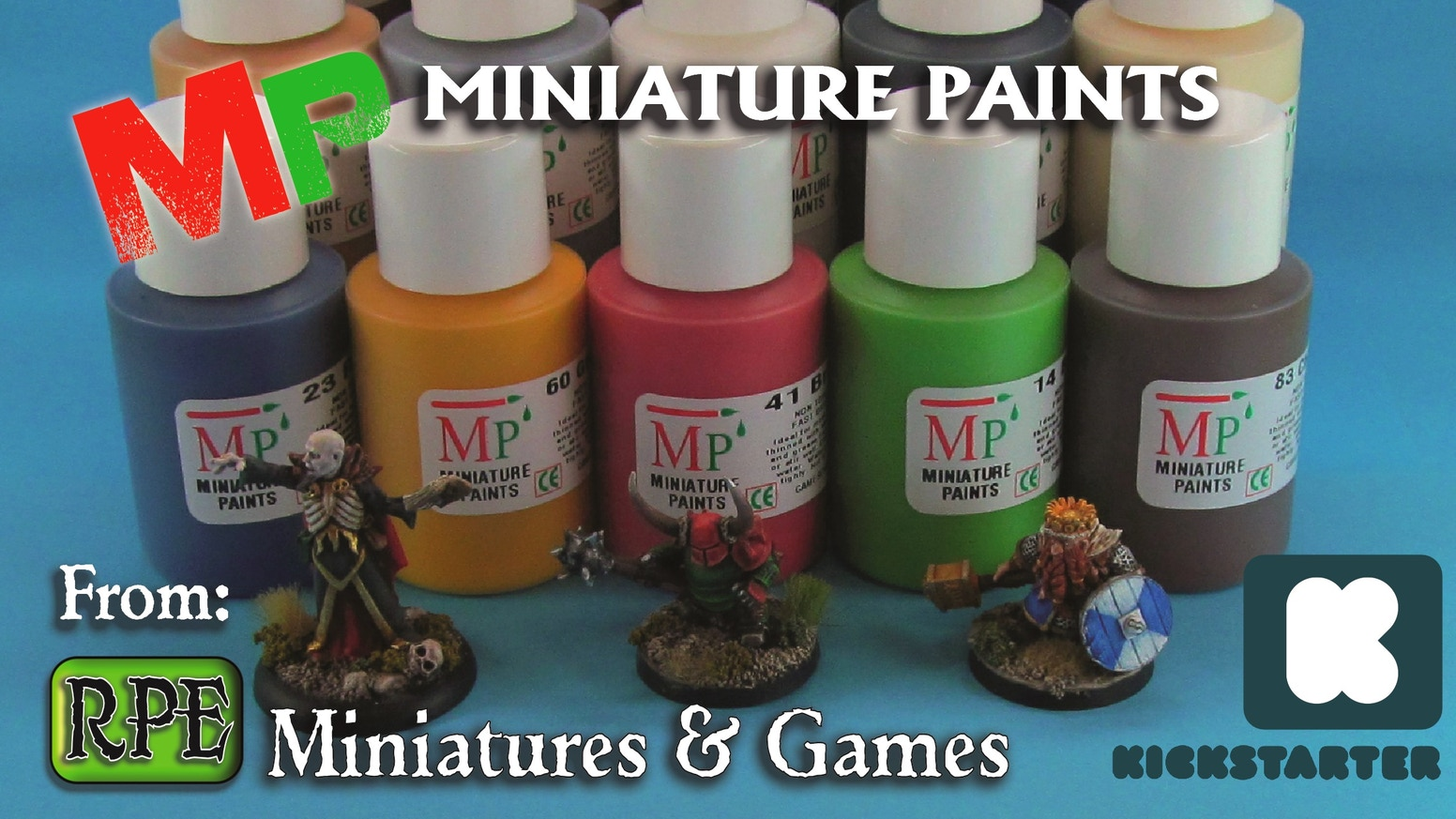 A Range Of Liquid Acrylic Paints For Miniatures Model Making And Crafts