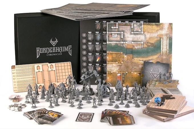 Early game prototype