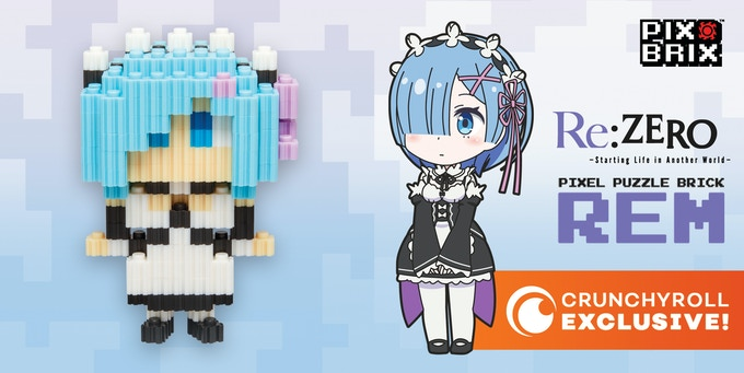 REM build for Crunchyroll