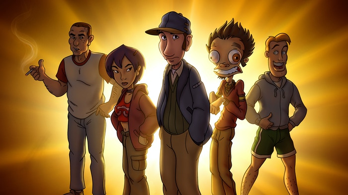 A feature length follow-up to the UnderGRADS animated series that originally aired in 2001.