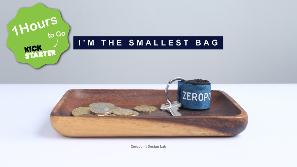I'm the smallest bag project video thumbnail