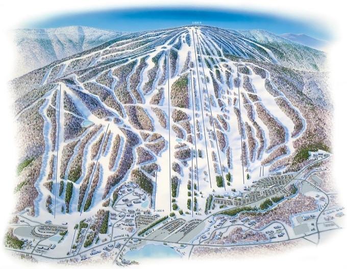 Mount Snow 1990