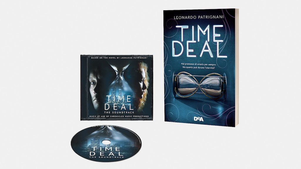 """""""TIME DEAL"""" Original Book Score based on the novel project video thumbnail"""