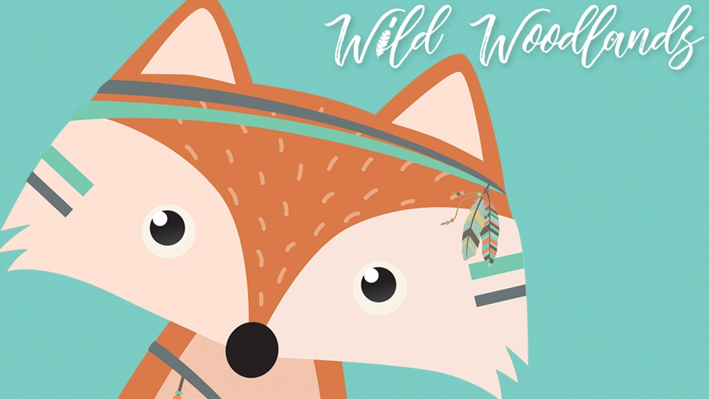 Wild Woodlands -> Children's Book Series (FUNDED) project video thumbnail