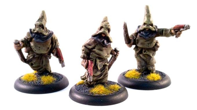 Acolytes ready to kill the cult enemies -13$