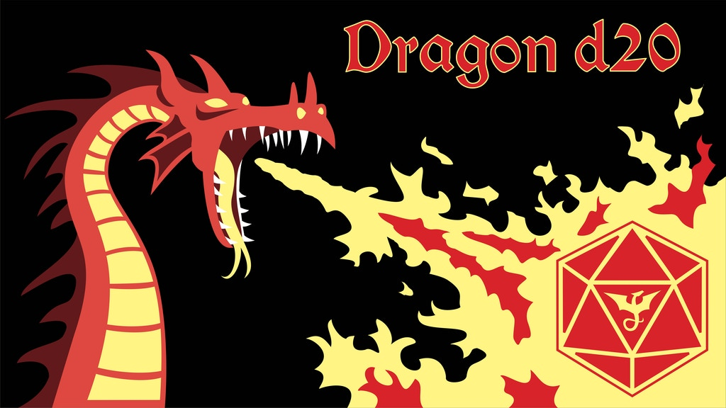 Dragon d20 Dice project video thumbnail