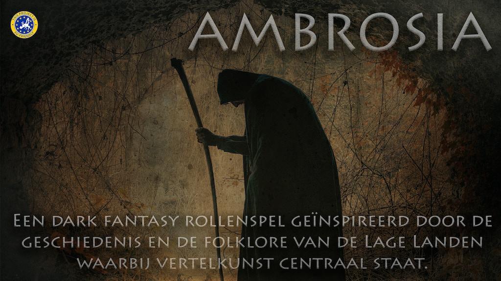 Project image for Ambrosia, Een Dark Fantasy Rollenspel (Canceled)