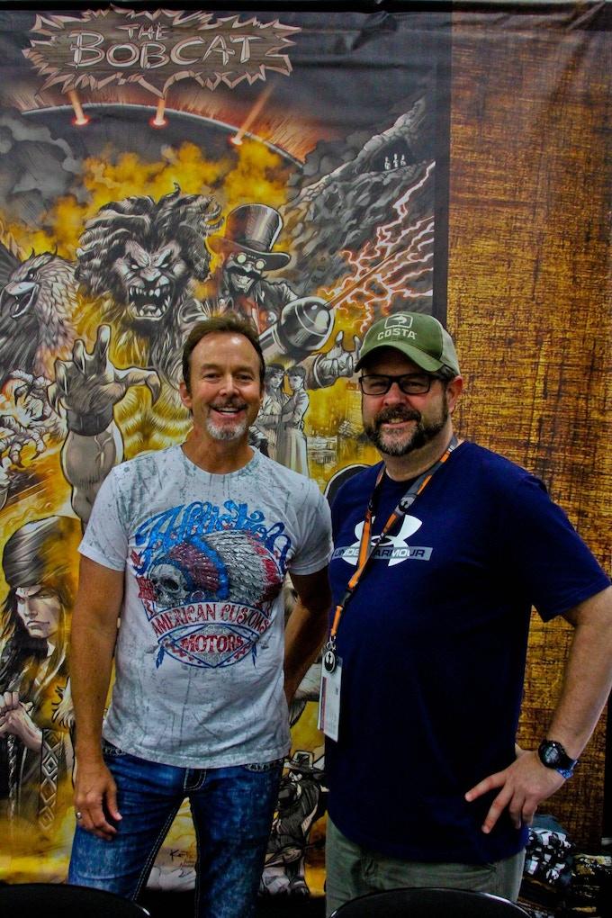 James Hostler & Jim Mehsling