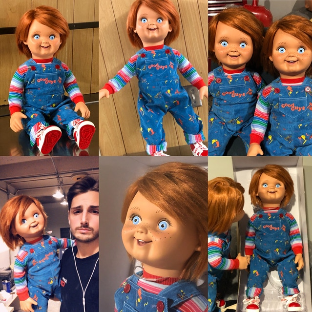 bb6da3ad Officially Licensed Child's Play 2 - Chucky Doll by Trick or Treat ...