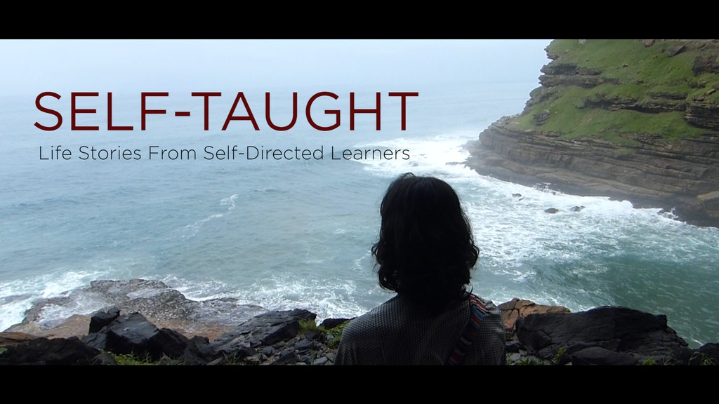 Self-Taught: Life Stories From Self-Directed Learners project video thumbnail
