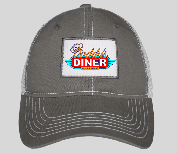 Daddy's Diner Game Hat