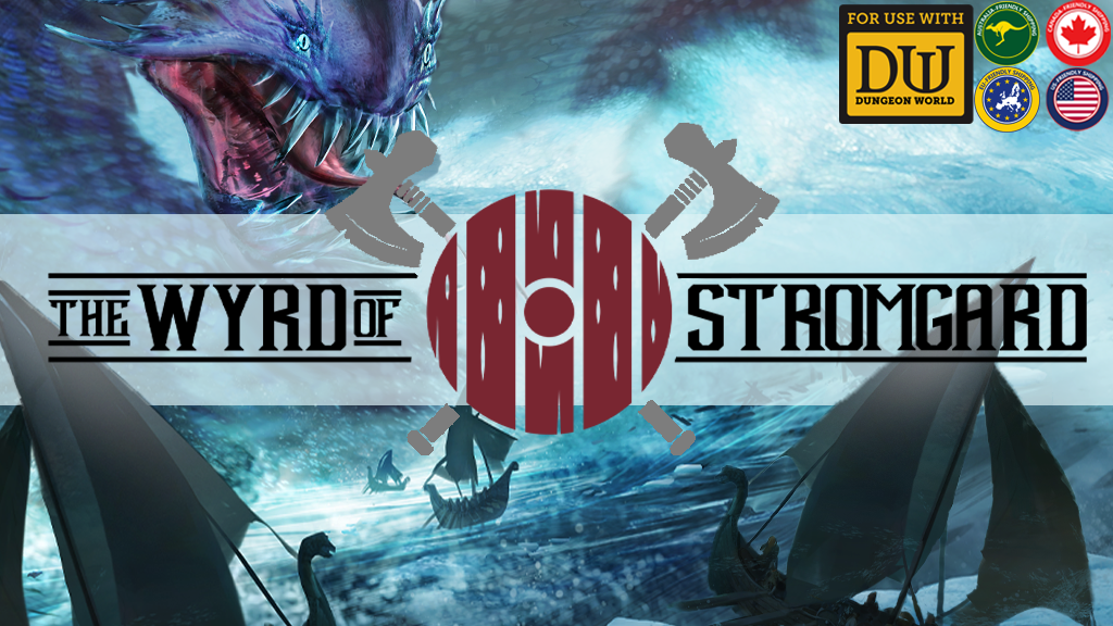 The Wyrd of Stromgard project video thumbnail